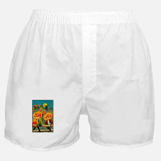 Jack-o-lanterns Boxer Shorts
