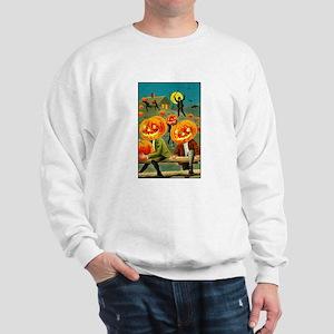 Jack-o-lanterns Sweatshirt