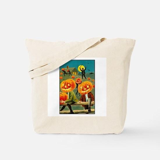 Jack-o-lanterns Tote Bag