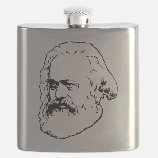 Cute Marx Flask