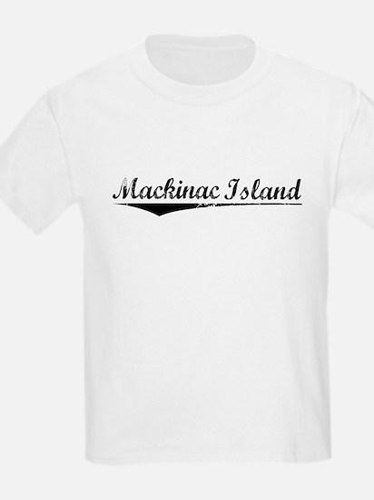 Mackinac Island, Vintage T-Shirt