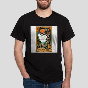Pirate Witch Black T-Shirt