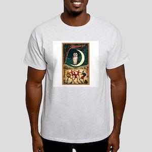 Halloween Goblins Ash Grey T-Shirt