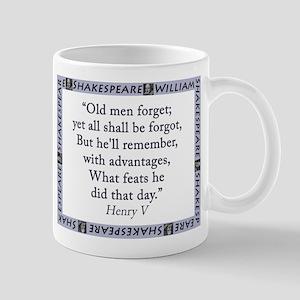 Old Men Forget Mugs