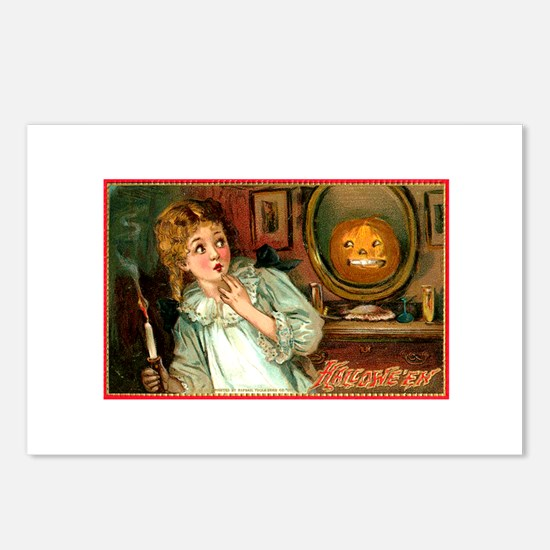 Hallowe'en Postcards (Package of 8)