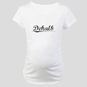 Dekalb, Vintage Maternity T-Shirt