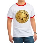 Wy-Gold Buffalo-Indian Ringer T