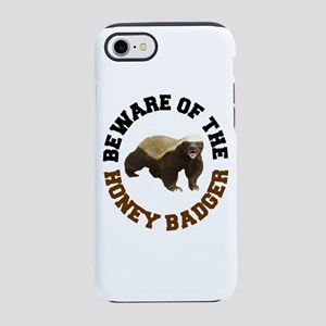 Honey Badger Beware iPhone 7 Tough Case