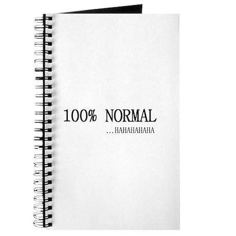 100% Normal Journal