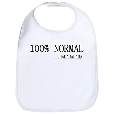 100% Normal Bib