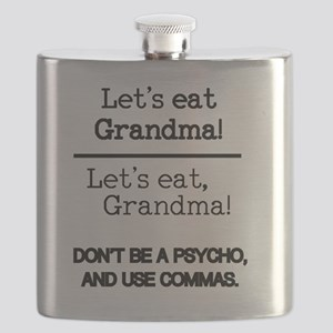Let's eat Grandma! Flask