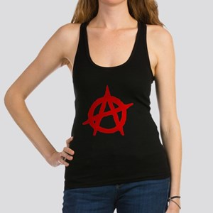 Anarchist 1 (red) Tank Top
