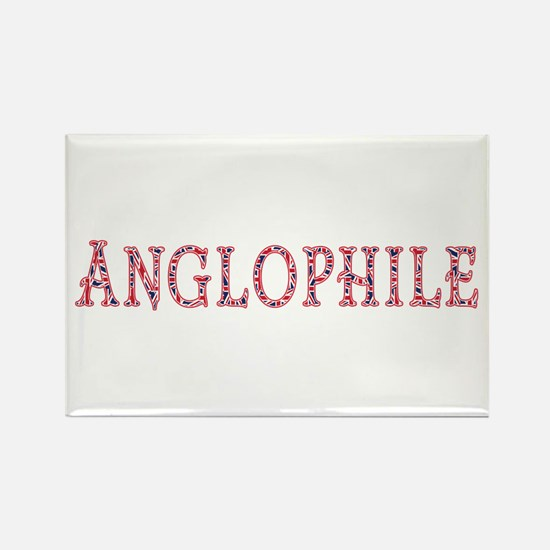Anglophile Union Jack Patchwork Magnets