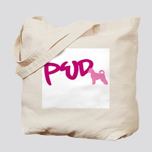 "P. Water Dog ""Spray"" Tote Bag"
