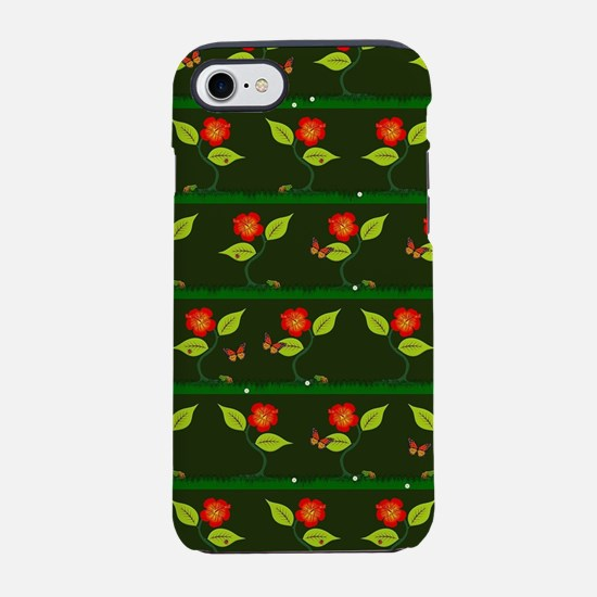 Plants and flowers iPhone 7 Tough Case