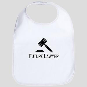 """""""Future Lawyer"""" Bib"""