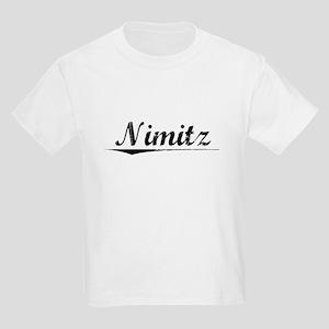 Nimitz, Vintage Kids Light T-Shirt
