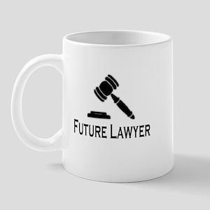 """Future Lawyer"" Mug"