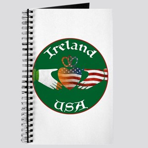 Ireland USA Connection Claddagh Journal