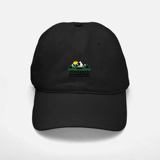 Yosemite National Park Califo Baseball Hat