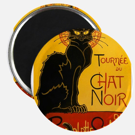 Le Chat Noir Magnets