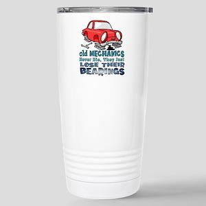 Mechanic Stainless Steel Travel Mug