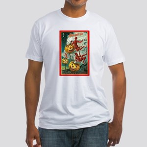 Devil's Delight Fitted T-Shirt
