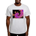 Cosmic Sunset Ash Grey T-Shirt