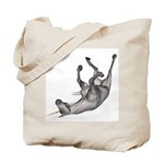 Unicorn Stud Tote Bag