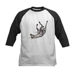 Unicorn Stud Kids Baseball Jersey