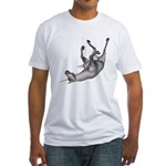 Unicorn Stud Fitted T-Shirt