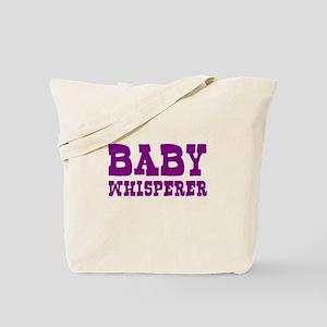 Baby Whisperer Tote Bag