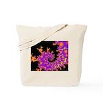 Cosmic Sunset Tote Bag