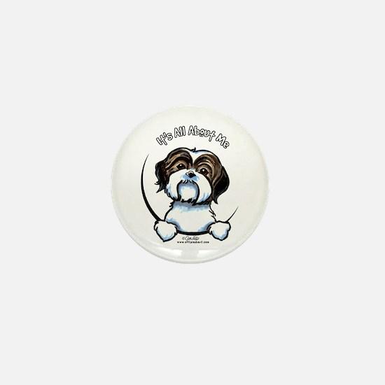 Shih Tzu IAAM Mini Button