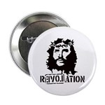 "Jesus Christ Revolation 2.25"" Button"