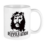 Jesus Christ Revolation Mug