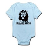 Jesus Christ Revolation Infant Bodysuit
