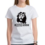 Jesus Christ Revolation Women's T-Shirt