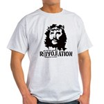 Jesus Christ Revolation Light T-Shirt