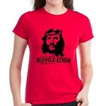 Jesus Christ Revolation Women's Dark T-Shirt