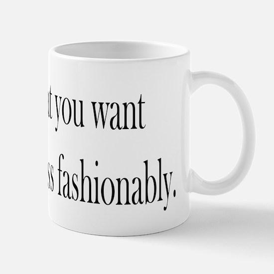 Cerebrum Fashion Mug