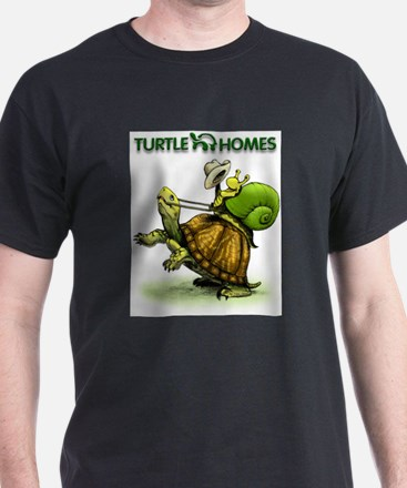 Rodeo Turtle Grey T-Shirt