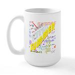 SUMMER Large Mug