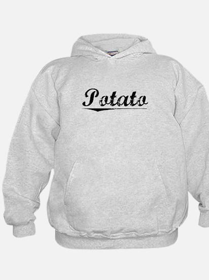 Potato, Vintage Hoodie
