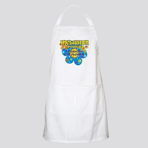 Inclusion Power BBQ Apron