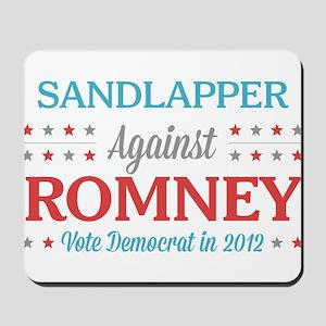 Sandlapper Against Romney Mousepad