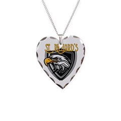 St. Richards Logo Necklace