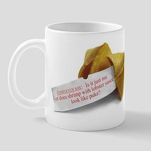 Confucius Fortune Cookie - Tea Mug