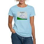 Mt Hood, Oregon Women's Light T-Shirt