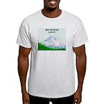 Mt Hood, Oregon Light T-Shirt